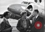 Image of Amelia Earhart Putnam Oakland California United States USA, 1937, second 62 stock footage video 65675063652