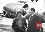 Image of Amelia Earhart Putnam Oakland California United States USA, 1937, second 32 stock footage video 65675063654