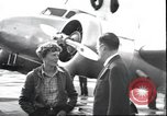 Image of Amelia Earhart Putnam Oakland California United States USA, 1937, second 33 stock footage video 65675063654