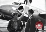 Image of Amelia Earhart Putnam Oakland California United States USA, 1937, second 34 stock footage video 65675063654
