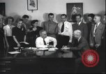 Image of Senator Harry S Truman Kansas City Missouri United States USA, 1940, second 50 stock footage video 65675063660