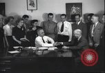 Image of Senator Harry S Truman Kansas City Missouri United States USA, 1940, second 51 stock footage video 65675063660