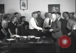Image of Senator Harry S Truman Kansas City Missouri United States USA, 1940, second 59 stock footage video 65675063660