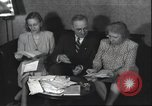 Image of Harry S Truman Independence Missouri USA, 1948, second 15 stock footage video 65675063661