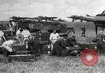 Image of German airmen Germany, 1939, second 58 stock footage video 65675063664