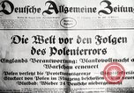 Image of German soldiers Germany, 1939, second 5 stock footage video 65675063665