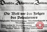 Image of German soldiers Germany, 1939, second 6 stock footage video 65675063665