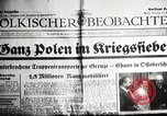 Image of German soldiers Germany, 1939, second 8 stock footage video 65675063665