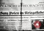 Image of German soldiers Germany, 1939, second 9 stock footage video 65675063665