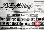 Image of German soldiers Germany, 1939, second 11 stock footage video 65675063665