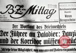 Image of German soldiers Germany, 1939, second 12 stock footage video 65675063665