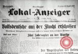 Image of German soldiers Germany, 1939, second 14 stock footage video 65675063665