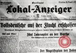 Image of German soldiers Germany, 1939, second 15 stock footage video 65675063665