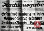 Image of German soldiers Germany, 1939, second 19 stock footage video 65675063665