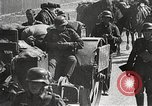 Image of German soldiers Poland, 1939, second 5 stock footage video 65675063667