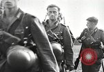 Image of German soldiers Poland, 1939, second 16 stock footage video 65675063667