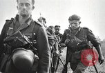 Image of German soldiers Poland, 1939, second 17 stock footage video 65675063667