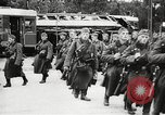 Image of German soldiers Poland, 1939, second 16 stock footage video 65675063672