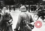 Image of German soldiers Poland, 1939, second 17 stock footage video 65675063672