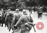 Image of German soldiers Poland, 1939, second 19 stock footage video 65675063672