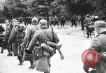Image of German soldiers Poland, 1939, second 20 stock footage video 65675063672