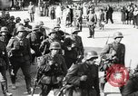 Image of German soldiers Poland, 1939, second 59 stock footage video 65675063672