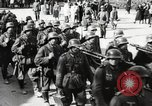 Image of German soldiers Poland, 1939, second 62 stock footage video 65675063672