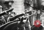 Image of Adolf Hitler Warsaw Poland, 1939, second 5 stock footage video 65675063674