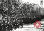 Image of Adolf Hitler Warsaw Poland, 1939, second 21 stock footage video 65675063674
