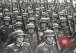 Image of Adolf Hitler Warsaw Poland, 1939, second 26 stock footage video 65675063674