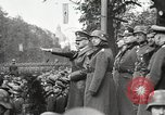 Image of Adolf Hitler Warsaw Poland, 1939, second 42 stock footage video 65675063674