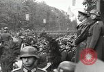 Image of Adolf Hitler Warsaw Poland, 1939, second 45 stock footage video 65675063674