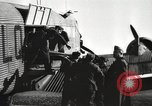 Image of German soldiers Poland, 1939, second 6 stock footage video 65675063675