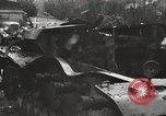 Image of German soldiers Poland, 1939, second 58 stock footage video 65675063675