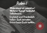 Image of German airmen Warsaw Poland, 1939, second 16 stock footage video 65675063678