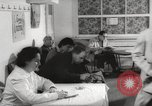 Image of instant dry cleaning Hungary, 1960, second 23 stock footage video 65675063688