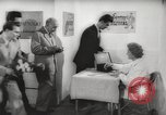 Image of instant dry cleaning Hungary, 1960, second 51 stock footage video 65675063688