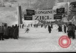 Image of Pre-Olympic skiing Austria, 1960, second 32 stock footage video 65675063691