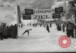 Image of Pre-Olympic skiing Austria, 1960, second 33 stock footage video 65675063691