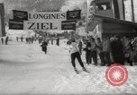 Image of Pre-Olympic skiing Austria, 1960, second 34 stock footage video 65675063691