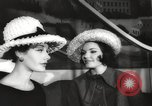 Image of Easter hat preview New York United States USA, 1960, second 37 stock footage video 65675063693