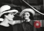Image of Easter hat preview New York United States USA, 1960, second 38 stock footage video 65675063693