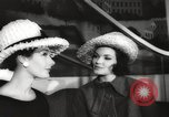 Image of Easter hat preview New York United States USA, 1960, second 39 stock footage video 65675063693