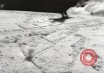 Image of skiing in spring Argentina, 1960, second 37 stock footage video 65675063694