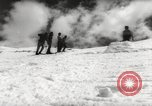 Image of skiing in spring Argentina, 1960, second 40 stock footage video 65675063694