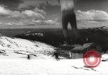 Image of skiing in spring Argentina, 1960, second 41 stock footage video 65675063694