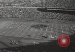 Image of Football match Baltimore Maryland USA, 1960, second 4 stock footage video 65675063696