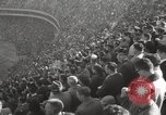 Image of Football match Baltimore Maryland USA, 1960, second 6 stock footage video 65675063696