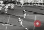 Image of Football match Baltimore Maryland USA, 1960, second 15 stock footage video 65675063696