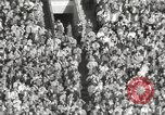 Image of Football match Baltimore Maryland USA, 1960, second 24 stock footage video 65675063696